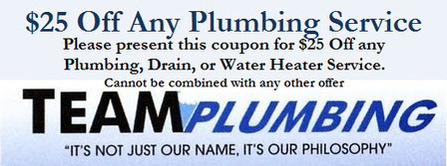Residential Plumbing Service in Colorado Springs