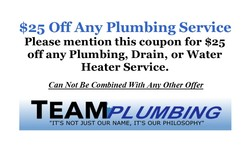 Team plumbing in colorado springs discount