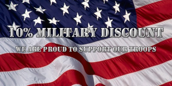 Military Discount on Plumbing Colorado Springs