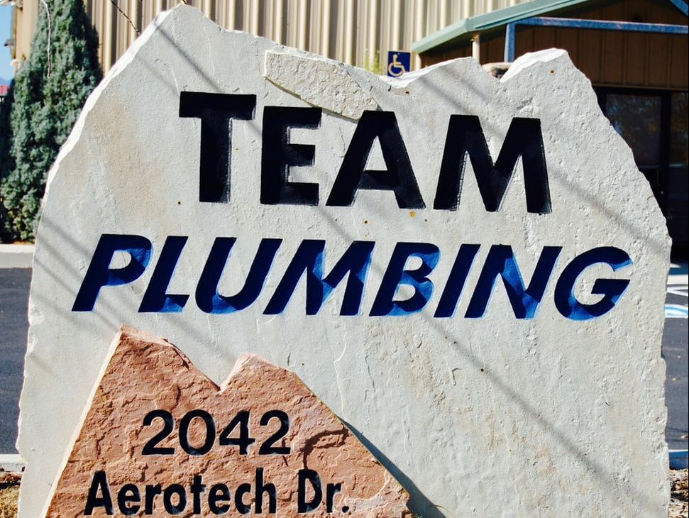 Team Plumbing, plumbing colorado springs